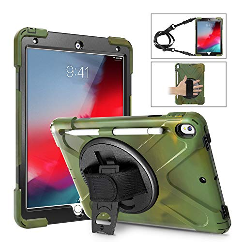 KIQ Shockproof Protection 10 5 inch Camouflage
