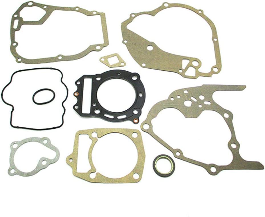 TC-Motor 172mm Engine Cylinder Head Gasket Rebuild Kits For 250cc CF250 Jonway Master Lance Duke 250 NST//For CF250 Or CH250 Engines With Engine Number 172mm