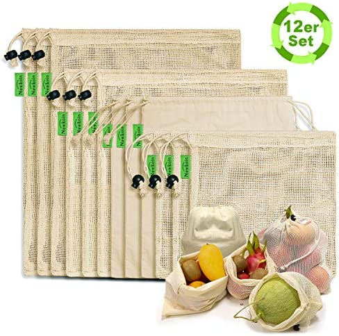 Reusable Produce Bags ECO Friendly Lightweight product image