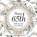 El Libro de Visitas de Cumpleaños: 65 Años I Elegante ...