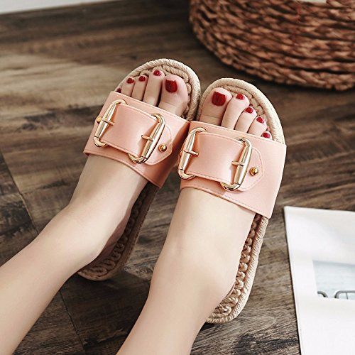 da XIAOGEGE spiaggia spiaggia Pink da Pink XIAOGEGE scarpe XIAOGEGE scarpe scarpe 8qwYCdY