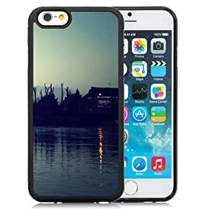 New Beautiful Custom Designed Cover Case For iPhone 6 4.7 Inch TPU With River 10 Phone Case