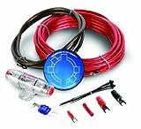 Streetwires ZN3KI-08 Zn3 8awg Amplifier Kit W/rca Perp