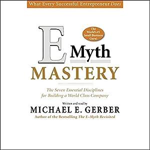 E-Myth Mastery Audiobook