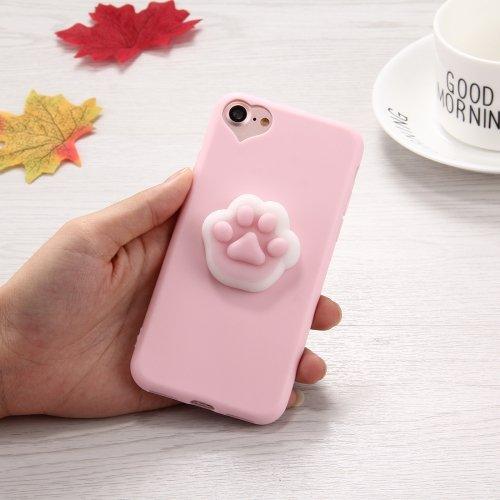 Articoli da regalo e scherzetti alsatek Cover Protezione Plastica per iPhone 73d squishy