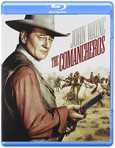 Comancheros, The Blu-ray