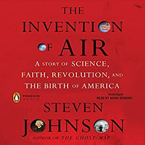 The Invention of Air Audiobook