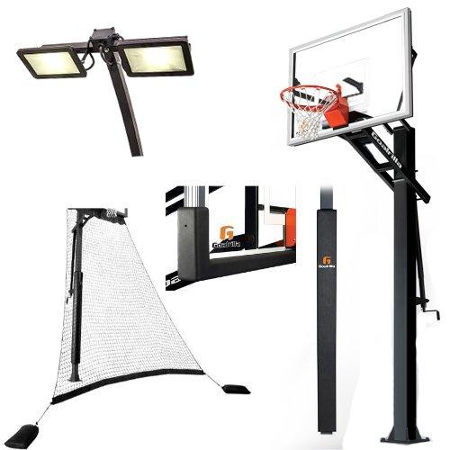 Led Basketball Goal Lights - 2
