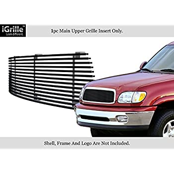 APS Fits 1999-2002 Toyota Tundra Billet Grille Combo #T87935A