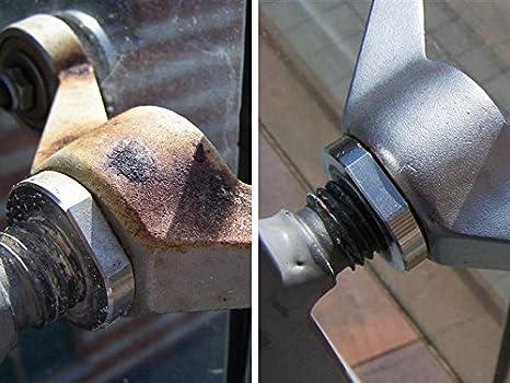 Kit limpiador/protector acero inoxidable Innosoft B570 + Innoprotect B580 250 ml (Incluye guantes y esponja)