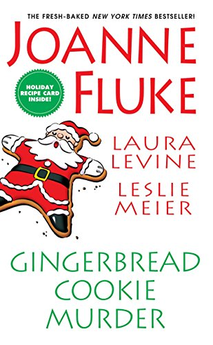 Gingerbread Stripes - Gingerbread Cookie Murder