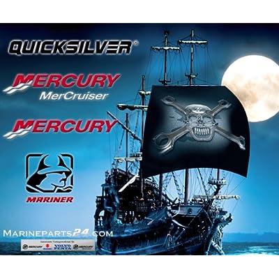 New Mercury Mercruiser Quicksilver Oem Part # 881138 Lock Bar: Automotive