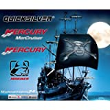 New Mercury Mercruiser Quicksilver Oem Part # 8M0043164 Seal