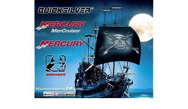 Genuine Quicksilver Mercury Mercruiser Reed Kit #34-43018A 1 New