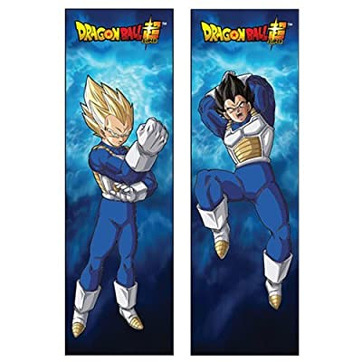 Great Eastern Entertainment Dragon Ball Super Vegeta Body Pillow: Toys & Games