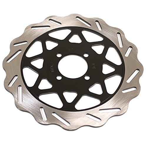 Front Black Brake Disc for SK125-22 (BDSC075)