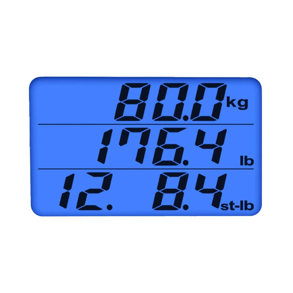 Tanita HD-384 BK Digital Weight Scale
