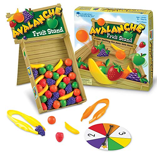 Learning Resources Avalanche Fruit