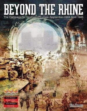 MMP: Beyond the Rhine, the Campaign for Northwest Europe, September 1944 – April 1945, Board Game