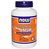 CELADRIN & MSM, 120 Caps by Now Foods (Pack of 6)