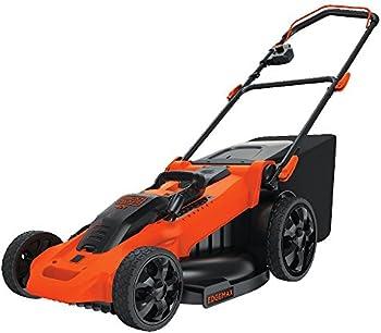 Black & Decker CM2040 40V Lawn Mower
