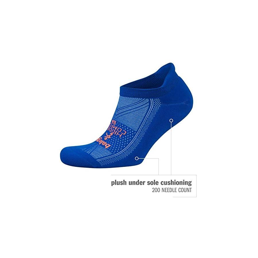 Balega Hidden Comfort No Show Running Socks for Men and Women (1 Pair)