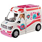 Toys : Barbie Care Clinic Vehicle