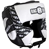 Apex Headgear, White/Black, Large/X-Large