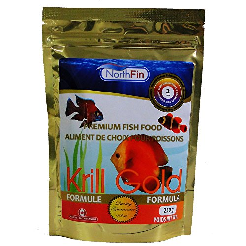 Picture of Northfin Food Krill Gold 2Mm Pellet 250 Gram Package
