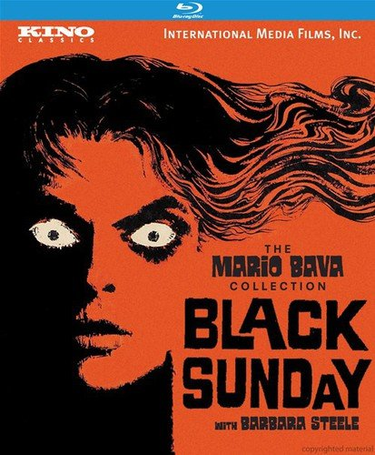 Amazon Com Black Sunday Remastered Edition Blu Ray Barbara Steele Mario Bava Movies Tv