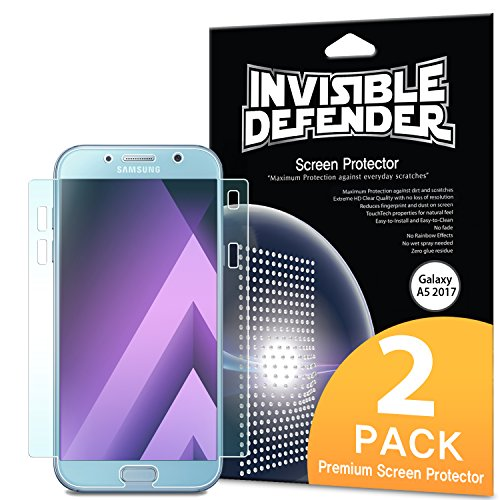 Ringke Fusion TPU Cover Case for Samsung Galaxy A5 2017 (Clear) - 7
