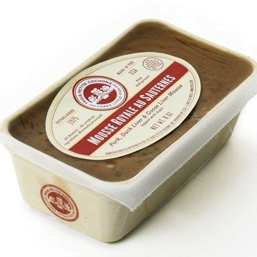 Mousse Royale au Sauternes (8 ounce) ()