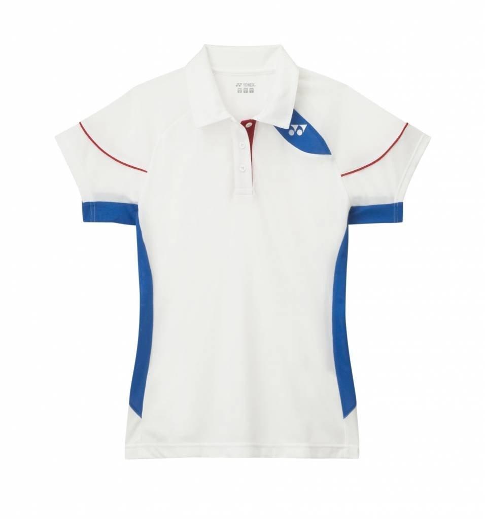 YONEX Damen Poloshirt l2450ex White M