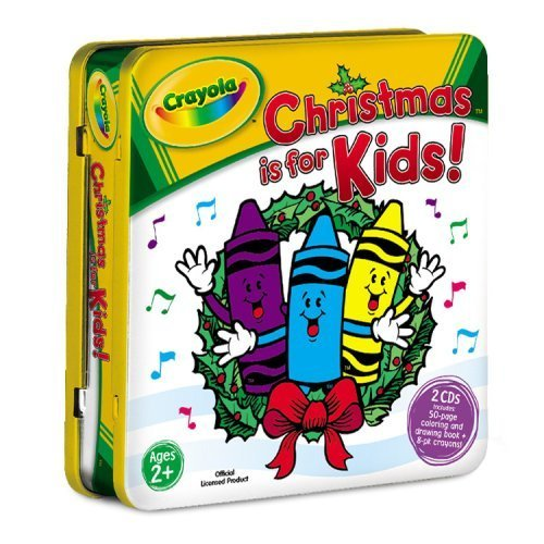Crayola Christmas Is for Kids by Various