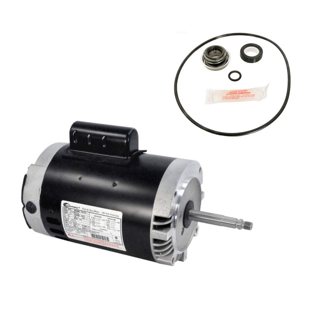 AO Smith 3/4 HP Replacement Booster Pump Motor (Polaris) w/GO-KIT-71