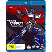 Transformers: Prime the Complete Series Boxset