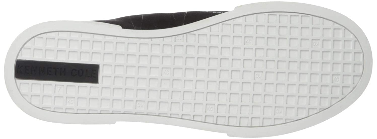 Kenneth Cole New York Womens Tyler Midtop Zip Sneaker
