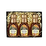 L B Maple Treat Maple Syrup in Royal Oval Bottle Gift Box, 150ml