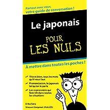 Le Japonais - Guide de conversation Pour les Nuls (French Edition)