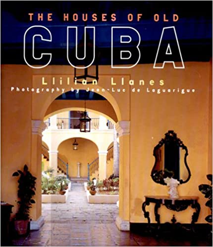 Book The Houses of Old Cuba