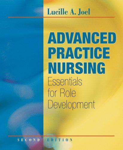 Advanced Practice Nursing: Essentials for Role Development Pdf