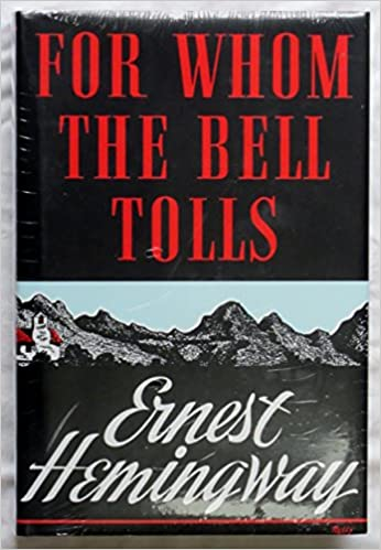 The Hemingway, Ernest: For Whom the Bell Tolls travel product recommended by James Cobb on Lifney.