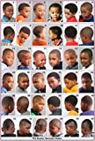 Barber Shop Posters-Kids Hair Cuts Poster