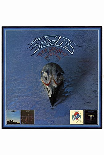 Eagles Greatest Hits (9999) 27 x 40 Movie Poster - Style A