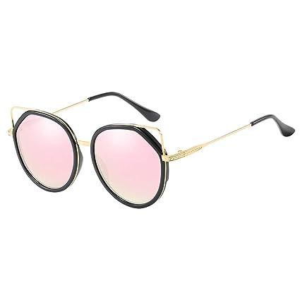 YHgiway Gafas de Sol Lindas de Las Mujeres del Ojo del Gato ...