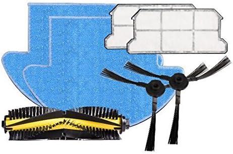Recambio 5pcs / set ilife v7s pro kit de piezas de robot ...