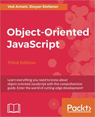 Book Object-Oriented JavaScript - Third Edition