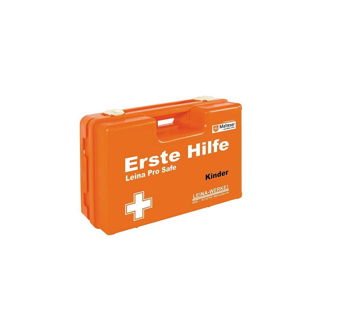 LEINA-WERKE Verbandkasten ProSafe blau Kinder 21102