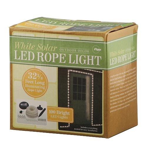 Flipo Solar Led Rope Lights