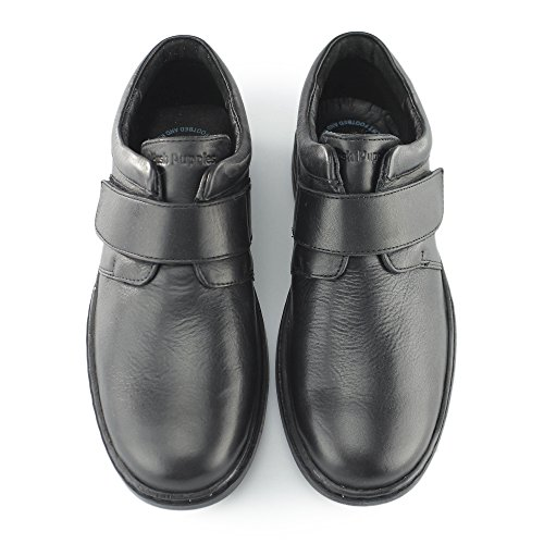 Alan para Hush Black Hanston Mocasines Hombre Puppies Cn6gxwTqx8